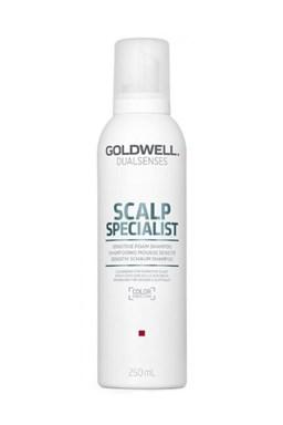 GOLDWELL Dualsenses Sensitive Foam Shampoo 250ml - pěnový šampon pro citlivou pokožku