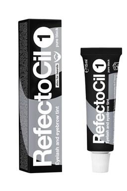 REFECTOCIL Profesionálna farba na obočie a mihalnice - Čierna č.1