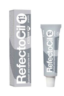 REFECTOCIL Farby Profesionálna farba na obočie a mihalnice - Grafitová č.1,1
