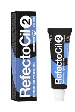 REFECTOCIL Farby Profesionálna farba na mihalnice a obočie - Modro čierna č.2