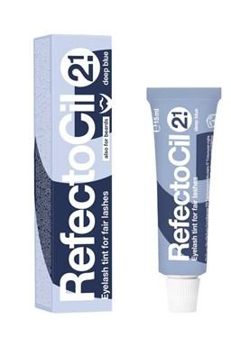 REFECTOCIL Profesionálne farby na mihalnice a obočie - Modrá č.2,1