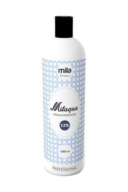 MILAQUA 12% Cream Peroxide 1000ml - oxidant, krémový peroxid vodíku