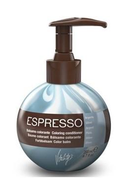 VITALITYS Starostlivosť Espresso Farebný tónovací balzám - Argento - strieborný 200ml