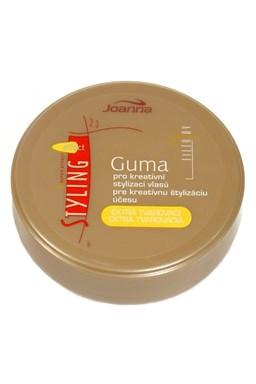 JOANNA Styling Guma pre štylizáciu vlasov - extra tvarovacie 100g
