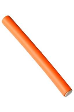 DUKO Natáčky Kadernícke papiloty na vlasy priemer 16mm - oranžové 10ks