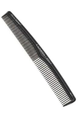 OLIVIA GARDEN Pro SC-1 profi karbónový hrebeň na vlasy ionizovaný - 177mm