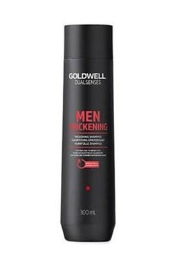 GOLDWELL Dualsenses Men Thickening Shampoo 300ml - posilující šampon proti padání vlasů