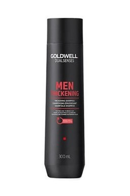 GOLDWELL Dualsenses Men Thickening Shampoo posilňujúci šampón 300ml