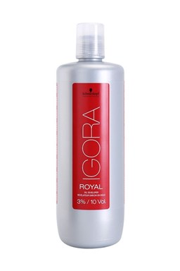SCHWARZKOPF Igora Royal Oil Developer 3% (vol 10) - emulzný peroxid vodíka 1000ml