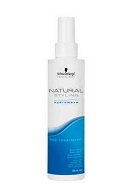SCHWARZKOPF Natural Styling Pre Treatment ošetrenie pred preparáciu vlasov 200ml