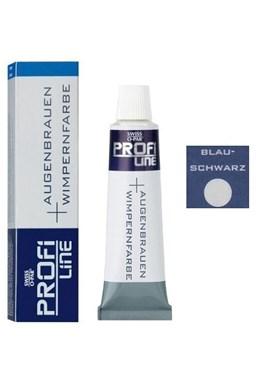 PROFI LINE Profesionálne farby na mihalnice a obočie 15ml - Modročierna