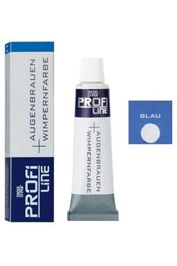 PROFI LINE Farby Profesionálna farba na mihalnice a obočie - Modrá