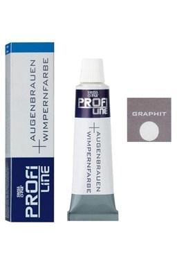PROFI LINE Farby Profesionálna farba na mihalnice a obočie - Grafitová