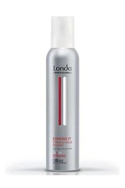 LONDA Professional Expand It Volume Mousse Strong 250ml - penové tužidlo pre objem vlasov