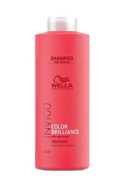 WELLA Care3 Brilliance Color Shampoo Fine Normal šampón na farbené vlasy 1000ml
