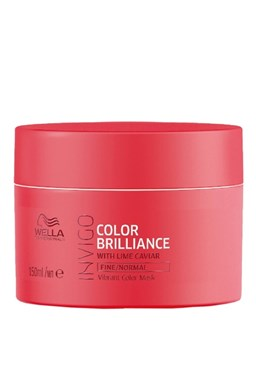 WELLA Care3 Brilliance Color Treatment Fine Normal kôra pre farbené vlasy 150ml