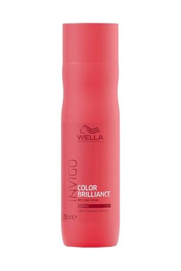 WELLA Care3 Brilliance Color Shampoo Thick šampón pre silné farbené vlasy 250ml
