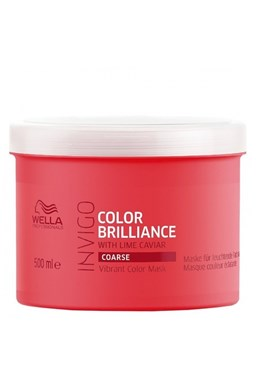 WELLA Care3 Brilliance Color Treatment Thick kôra pre silné farbené vlasy 500ml