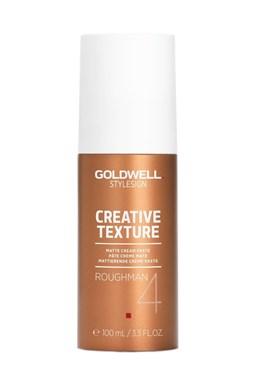 GOLDWELL Texture Roughman 100ml - krémová pasta pre vytváranie matných účesov