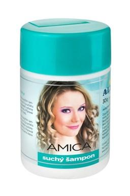 ALPA Amica Suchý odmasťujúci šampón na mastné vlasy 30g