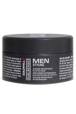GOLDWELL Dualsenses Men Texture Cream Paste 100ml - zmatňujúci krémová pasta