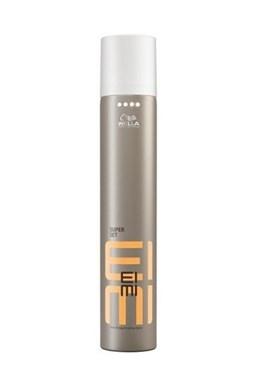 WELLA EIMI Super Set Finish Spray 500ml - extra silně tužící lak na vlasy