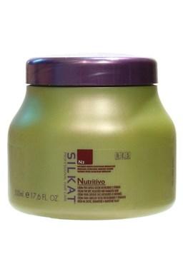 BES Silkat Nutritive N3 Regeneračná zábalová maska \u200b\u200bpre extrémne poškodené vlasy 500ml
