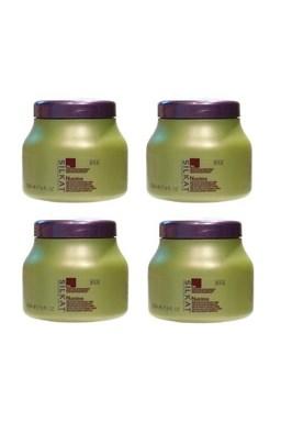 BES Silkat Nutritive N3 Regeneračná zábalová maska \u200b\u200bpre extra poškodené vlasy 500ml AKCIA 3 + 1