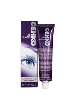 C: EHKO Eye Shades Modročierna - profi farba na mihalnice a obočie pre kozmetičky - 60ml