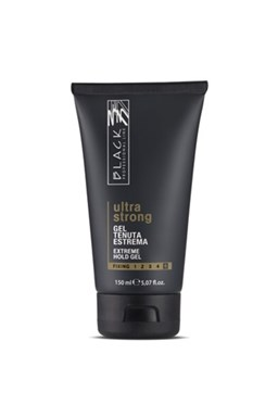 BLACK Styling Ultra Strong Gel - modelovací gel na vlasy ultra silně tužící 150ml
