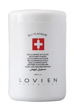 L'OVIEN ESSENTIAL Blu Platinum bezprašný platinový melírovací prášok 400g