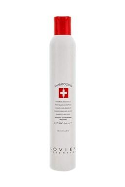 L´OVIEN ESSENTIAL Shampooing Antigiallo stříbrný šampon pro melírované a bíle blond vlasy 250ml