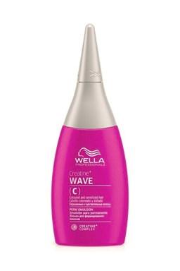 WELLA Wave It Mild objemová tvalá pro barvené vlasy a jemné vlasy 75ml