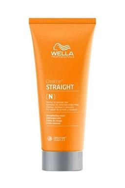 WELLA Straight N Creatine + 200ml - narovnávač pre normálne vlasy a odolné vlasy