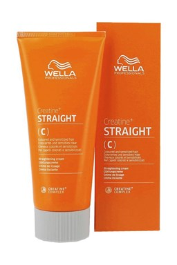 WELLA Straighten It Mild - narovnávač pre farbené vlasy a jemné vlasy 200ml