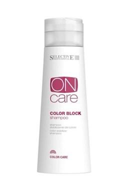 SELECTIVE ONcare Color Block Shampoo - šampón pre stabilizáciu farby vlasov 250ml