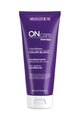 SELECTIVE ONcare Color Block Conditioner - kondicionér pre stabilizáciu farby 200ml