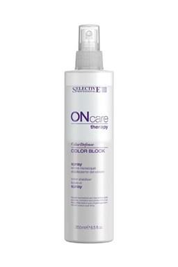 SELECTIVE ONcare Color Block Spray - 2f kondicionér pre stabilizáciu farby 250ml