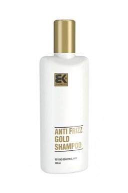BRAZIL KERATIN Gold Shampoo regeneračný keratínový šampón na vlasy so zlatom 300ml
