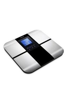 SENCOR SBS 6015BK Fitness váha s meraním telesného tuku, vody, svalstva a kostí