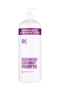 BRAZIL KERATIN Shampoo Coco čistiace a hĺbkovo regenerujúce keratínový šampón 1000ml