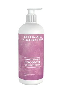 BRAZIL KERATIN Conditioner Coco hĺbkovo regenerujúce balzam s keratínom a Aloe 500ml