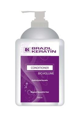 BRAZIL KERATIN Bio Conditioner Volume balzam pre väčší objem vlasov s keratínom 500ml