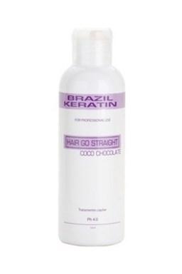 BRAZIL KERATIN Hair Go Straight - Brazílsky keratín pre obnovu poškodených vlasov 150ml