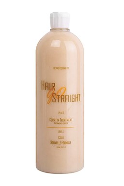 BRAZIL KERATIN Hair Go Straight - Brazílsky keratín pre obnovenie poškodených vlasov 1000ml
