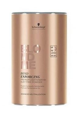 Schwarzkopf Professional Blond Bond Enforcing 9+ 450g - Melír k odfarbenie vlasov až o 9 odtieňov