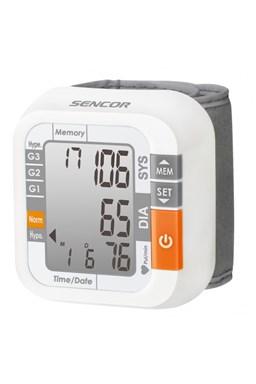 Sencor SBD 1470 Tlakomer na zápästie - digitálny s LCD displayom