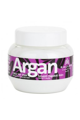 Kallos Argan Colour Hair Mask 275ml - maska \u200b\u200bs Argana na farbené vlasy
