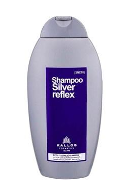 Kallos Cosmetics Silver Reflex Shampoo 350ml - strieborný šampón pre blond vlasy