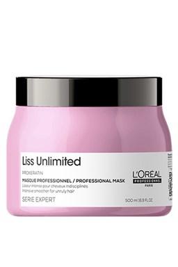 LOREAL Professionnel Expert Liss Unlimited Mask 500ml - maska \u200b\u200bpre uhladenie nepoddajných vlasov